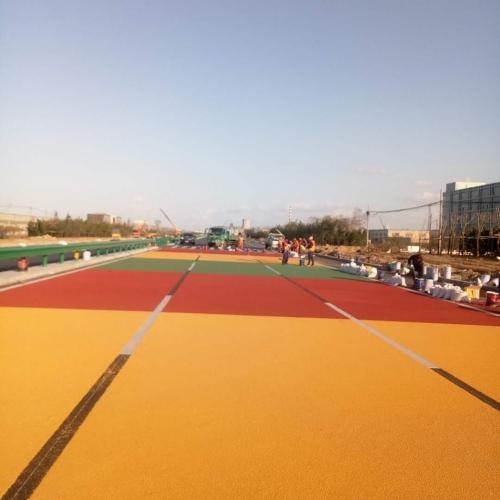 潍坊市滨海大道拓宽改造工程项目