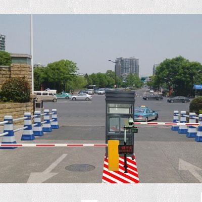 停车场刷卡系统架构