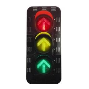 开封Φ400型三联体方向指示信号灯