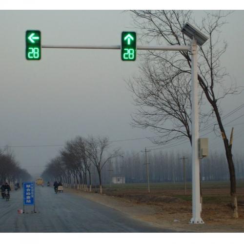 开封太阳能交通信号灯