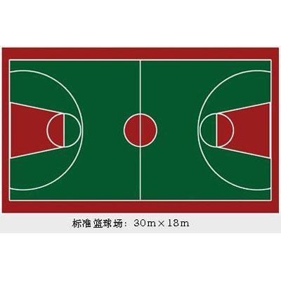 球场划线施工